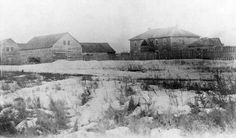 Historic Sites of Manitoba: Fort Ellice (RM of Ellice-Archie)Fort Manitoba -View of Fort Ellice 1890. Ellice (RM of Ellice-Archie) A stone monument marks the former site of the fur trading post of Fort Ellice of the Hudson's Bay Company, now situated in what is now the Rural Municipality of Ellice-Archie.