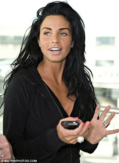 Katie Price was photographed going to a tanning salon. Description from katieprice-photos.com. I searched for this on bing.com/images