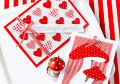 Liebevolle Grußkarten