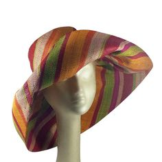 Amara: Raffia Hat...