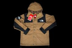 SUPREME X NORTH FACE JACKET | WAXED COTTON | F/W 2010 RELEASE | 93035