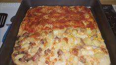 ecco svelato il mistero:Pizza in teglia a lunga lievitazione - YouTube Lasagna, Ethnic Recipes, Youtube, Pane, Food, Essen, Meals, Youtubers, Yemek