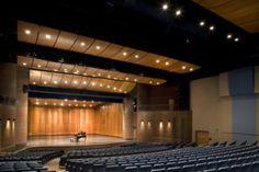 Secoa Theatre Equipment I Systems I Integration - Acoustical Shells & Auditorium Reflectors