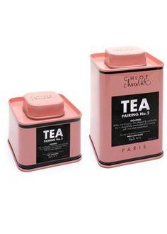 Tea Pairing N°2 by Chloe Chocolat