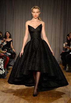 Zac Posen – Runway – Mercedes-Benz Fashion Week Fall 2014