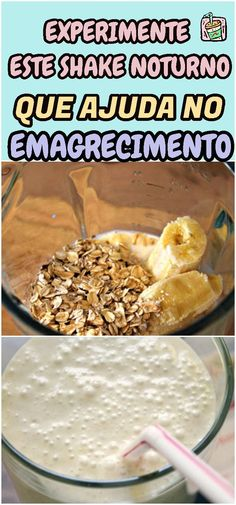Smoothies Detox, Detox Shakes, Bebidas Detox, Milkshake, How To Lose Weight Fast, Bakery, Food And Drink, Health Fitness, Low Carb