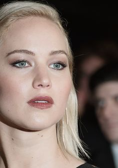 """ Jennifer Lawrence attends The Hunger Games: Mockingjay Part 2 - UK Premiere at Odeon Leicester Square on November 5, 2015 in London, England. """
