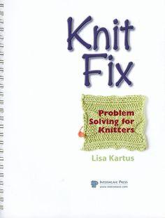 Knit Fix - Knit Addict - Álbuns da web do Picasa... THIS IS A FREE BOOK!!