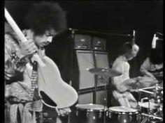 JIMI HENDRIX -- Voodoo Child, Live '69.  Esta es para disfrutar, nada más.