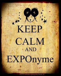 EXPOnyme Keep Calm