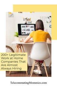This is a list of all of the legitimate work at home companies I am currently aware of that hire on a consistent basis. These companies hire for remote jobs on a regular basis. Cash From Home, Stay At Home Mom, Earn Money From Home, Work From Home Moms, Way To Make Money, Work From Home Companies, Work From Home Business, Home Blogs, Need A Job