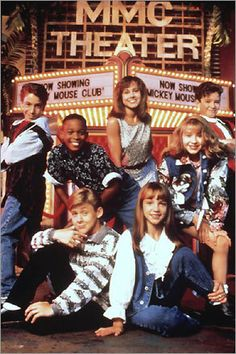 Mickey Mouse Club: Ryan, Britney, Christina, Justin!