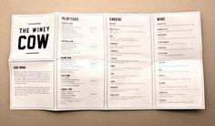 45+ Inspiring Examples of Restaurant Menu Designs