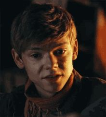 Image result for thomas brodie sangster gifs