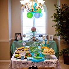 """She's going to POP"" baby shower"