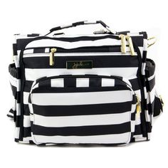 I love this bag.. It's huge JuJuBe Legacy BFF Convertible Diaper Bag - The First Lady
