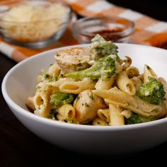 Chicken and Broccoli Alfredo by Tasty