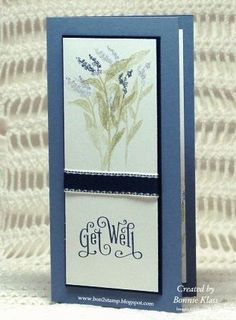 Long & Short or Tall & Skinny by bon2stamp - Cards and Paper Crafts at Splitcoaststampers
