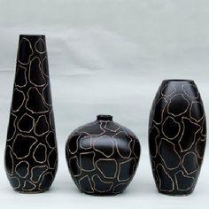 Classic Elegant Style Home Decor Craft Ceramic Vase