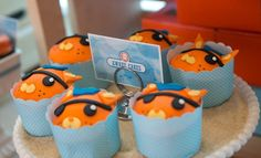 Octonauts Party with Lots of Fun Ideas via Kara's Party Ideas | KarasPartyIdeas.com #Octonauts #PartyIdeas #Supplies (4)