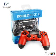 Bluetooth Wireless Controller For PlayStation 4 Wireless Dual Shock Bluetooth, Wireless Earbuds, Playstation, Gta 5, Ps4 Game Console, Sony, Shipping Packaging, Nintendo, Ps4 Games
