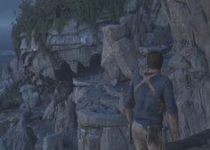 Uncharted Cliffs