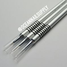 Pure color detail brush, striper and needle tool · ocean nails 2 · Online Store Powered by Storenvy