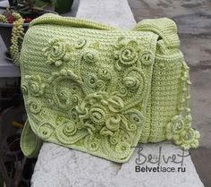 Design & crochet lace by Victoria Belvet gorgeous