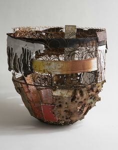 Contemporary Basketry: Mixed Materials