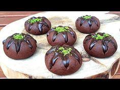Yanardağ kurabiyesi tarifi nasıl yapılır Volkan Kurabiye çocuk kurabiyesi tatlı yemek tarifleri.kolay ölçülü nefis videolu fındık kremalı nutellalı kurabiye yapımı.volcano cookies dessert recipe
