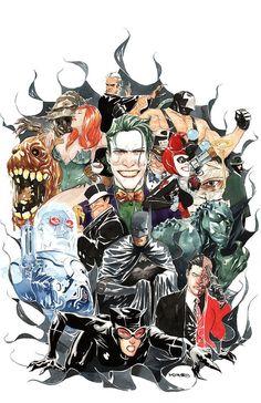 Batman, Dustin Nguyen