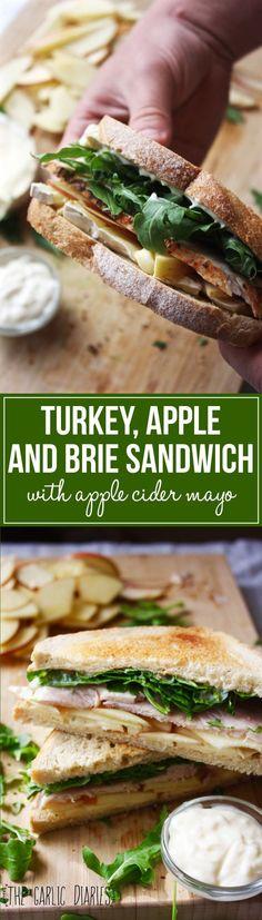 Turkey, Apple, and B