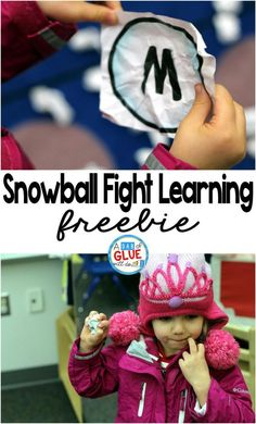 Snowball Fight Learn