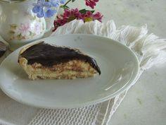 Torta de bolacha que maridinho adora.