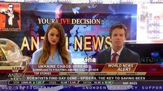 Latest World News Channel 5 - Bridget Winder and Tom Allen JOHN KERRY  v... https://www.youtube.com/watch?v=KCwo2S3HAqI&index=1&list=PLPLezJMY06sAupw6JbBp94I9mUuxWJn0e
