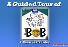 """Many people have heard of """"Clippy"""" but fewer remember Microsoft Bob. Even though it was a flop, it had a few features that were ahead of its time."""