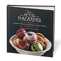 Macaron Recipe Book