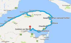 L'unique roadtrip à faire en Gaspésie pour te sentir comme en Californie - Narcity Voyage Montreal, Travel Around The World, Around The Worlds, Adventure Activities, Parc National, New Brunswick, I Want To Travel, Canada Travel, Van Life