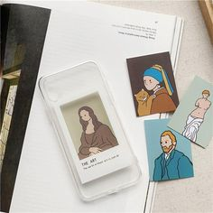 The Art Cards iPhone Case - iPhone 6s / 6