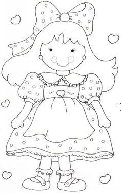 Desenhos-de-bonecas-para-imprimir-e-colorir.jpg (439×700)