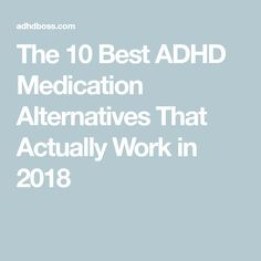 This article exposes the world's 10 best ADHD medication alternatives that are potent, natural, effective and useful for treating your ADHD symptoms. Adhd Odd, Adhd And Autism, Adhd Inattentive Type, Adhd Supplements, Adhd Medication, Adhd Brain, Adhd Diet, Adhd Symptoms, Adhd