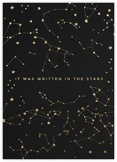 Written in the Stars - Paperless Post