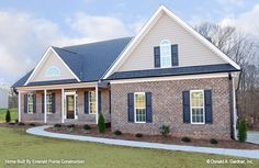 New photos of The Cartwright plan 801! Built by Emerald Pointe Construction. #WeDesignDreams #DonGardnerArchitects