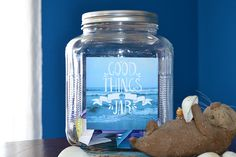 Good Things Jar #2  ~ Free, Printable Labels ~ It's Love & Gratitude in a Jar ~ Start a Gratitude Jar for 2015