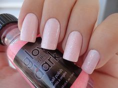 Glow in the dark Pink polish