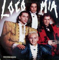 LA MAQUINA DEL TIEMPO: LOCOMIA (1984) 90s Childhood, My Childhood Memories, Worst Album Covers, Bad Album, 80s Theme, The Wedding Singer, New Romantics, Those Were The Days, Ol Days