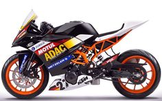 KTM Duke RC 390 Cup 2014