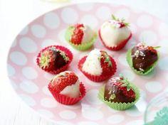 Aardbeiensnoepjes | Libelle-lekker.be