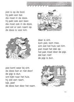 VLL Sinterklaas Kopieerblad 4