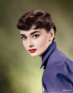 Fan Art of Audrey Hepburn for fans of Audrey Hepburn.